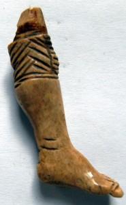 Jambe ivoire